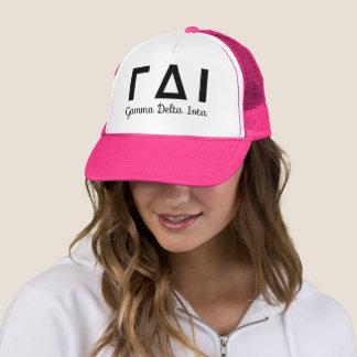 Gamma Delta Iota Trucker Hat