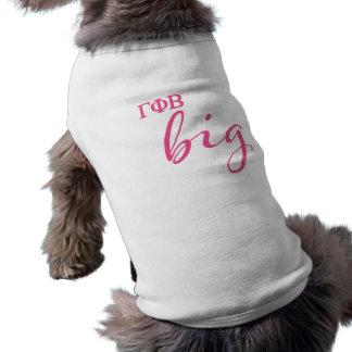 Gamma Phi Beta Big Script Shirt