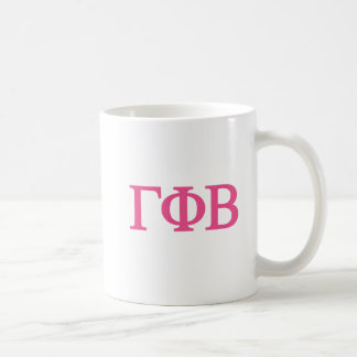 Gamma Phi Beta Lil Big Logo Coffee Mug