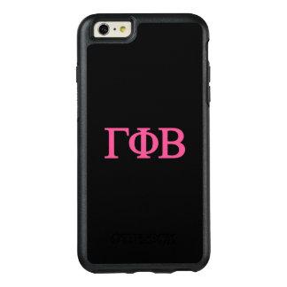 Gamma Phi Beta Lil Big Logo OtterBox iPhone 6/6s Plus Case