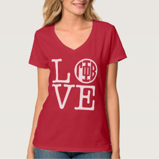 Gamma Phi Beta Love T-Shirt