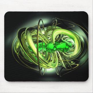 Gamma Ray Burst Abstract Mousepad