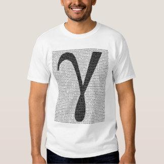 gamma t-shirts