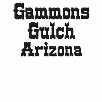 Gammons Gulch Embroidered Mens Tee