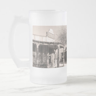 Gammons Gulch Saloon Frosted Mug