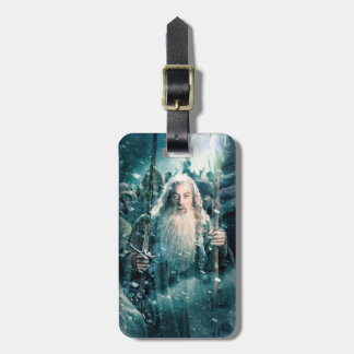 Gandalf The Gray Luggage Tag