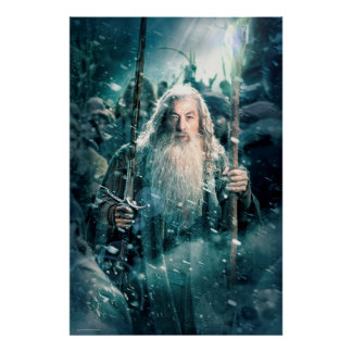 Gandalf The Gray Poster