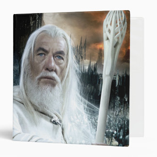 Gandalf with Staff Vinyl Binders
