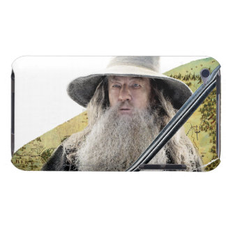 Gandalf With Sword Green Case-Mate iPod Touch Case