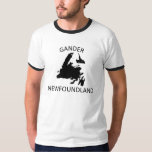 Gander newfoundland tee shirts
