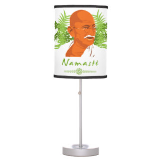 Gandhi Abajur Table Lamp