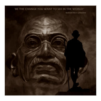 GANDHI - CHANGEs… Poster