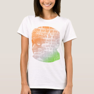 Gandhi - Eye for an Eye T-Shirt