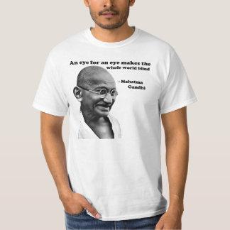 Gandhi: Eye for an Eye T-Shirt
