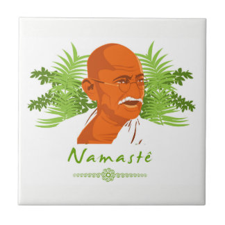 Gandhi tile