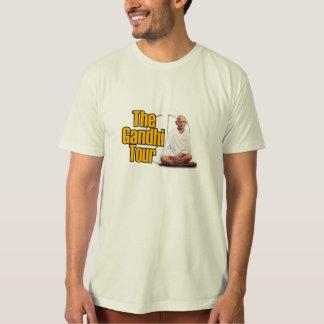 Gandhi Tour new Organic T-Shirt