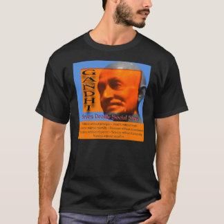 Gandi's Seven Deadly Social Sins T-Shirt