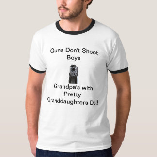 Gandpa's With Pretty Granddaughters Do T-Shirt