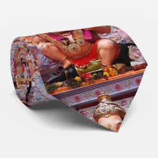 Ganesh (गणेश)  - Indian Elephant Deity Tie