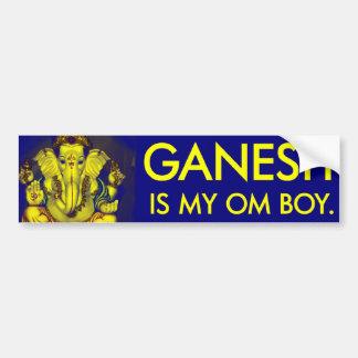 Ganesh Bumper Sticker