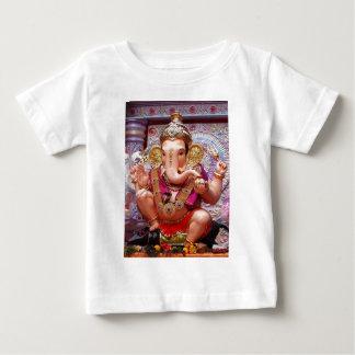 Ganesh Ganesha Hindu India Asian Elephant Deity Baby T-Shirt