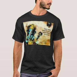 Ganesh Ganesha Hindu India Asian Elephant Deity T-Shirt