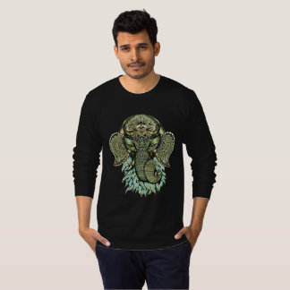 Ganesh God Ganesha Fine Jersey Long Sleeve T-Shirt