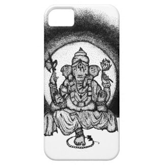 ganesh iPhone 5 cover