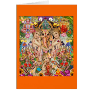 Ganesh Love Card
