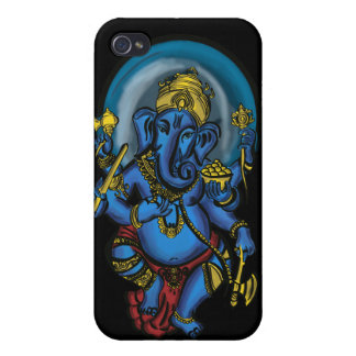 Ganesh Prosperity iPhone 4 Cover