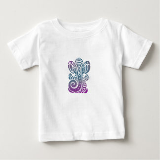 Ganesh PURPLE Baby T-Shirt