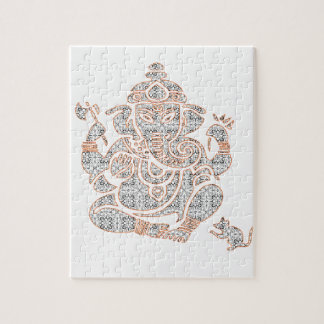 Ganesh Strength Jigsaw Puzzle