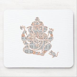Ganesh Strength Mouse Pad