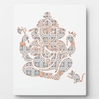Ganesh Strength Plaque