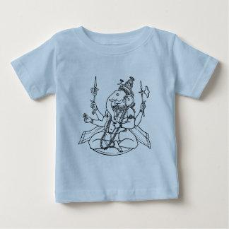 Ganesh, the Hindu God of Luck Baby T-Shirt