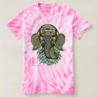 Ganesh Tshirts God Ganesha Tie-Dye T-Shirt