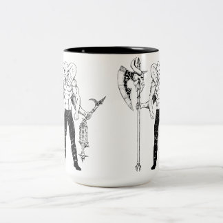 Ganesh Warrior Coffee Mug