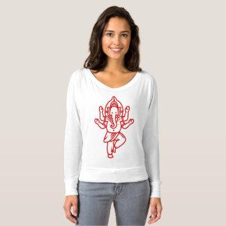 ganesh yoga t-shirt