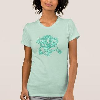 Ganesh Yoga Tote Bag T-Shirt
