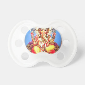 Ganesha (गणेश) Indian Elephant Baby Pacifiers