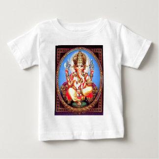 Ganesha (गणेश) Indian Elephant Baby T-Shirt