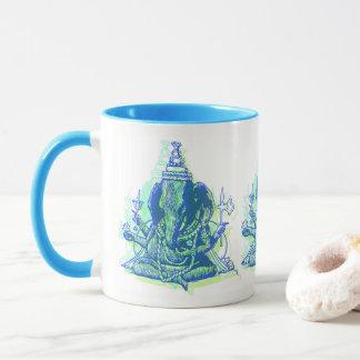 Ganesha 11 oz Combo Mug