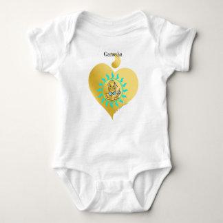 Ganesha baby baby bodysuit