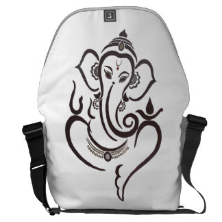 Ganesha Backpack Courier Bag