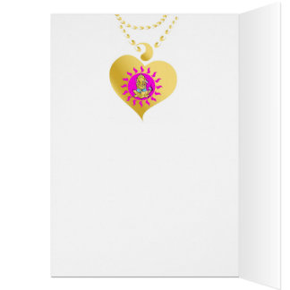 Ganesha Birthday Card