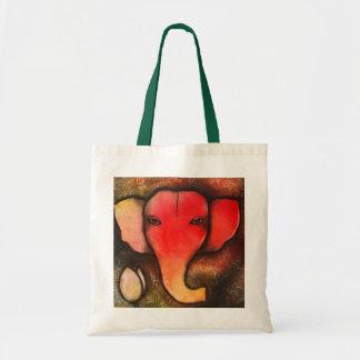 Ganesha Blessings -2 Tote Bag