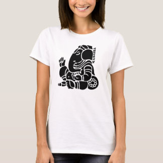 ganesha blk 2 T-Shirt