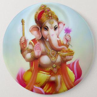 Ganesha Button - Version 10