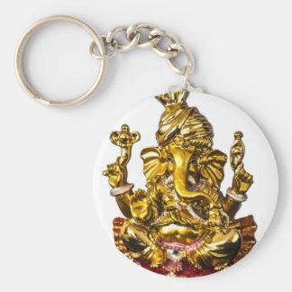 Ganesha by Vanwinkle Designs Keychain