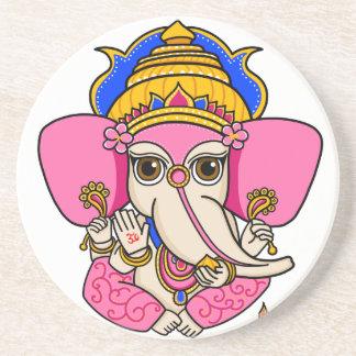 Ganesha Coaster